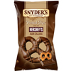 chips & crackers: Snyder's - Hershey Milk Chocolate Covered Pretzels
