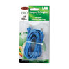 Belkin Belkin® CAT5e Patch Cables BLK A3L79114BLUS