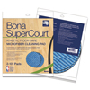 BONA SuperCourt™ Athletic Floor Care Microfiber Cleaning Pads BNA AX0003501
