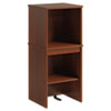 Bush Office Connect by Bush Furniture Envoy Series Narrow Hutch BSH PR76505