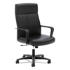 leatherchairs: basyx® VL604 High-Back Executive Chair