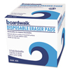 cleaning chemicals, brushes, hand wipers, sponges, squeegees: Boardwalk® Disposable Eraser Pads