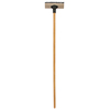 "cleaning chemicals, brushes, hand wipers, sponges, squeegees: Laitner - 10"" Deck Scrub Brush w/Handle"