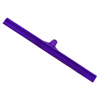 cleaning chemicals, brushes, hand wipers, sponges, squeegees: Carlisle - Spectrum® Plastic Hygienic Squeegee 18""