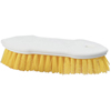 cleaning chemicals, brushes, hand wipers, sponges, squeegees: Carlisle - Sparta® Spectrum® Pointed End Scrub Brush with Polyester Bristles