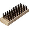 Carlisle Brush with Steel Bristles CFS 4578100CS