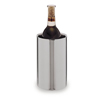 "Carlisle Double Wall Wine Cooler, Satin Finsh with Mirror Finish Rim 4-3/4"" CFS 609143CS"