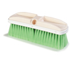 cleaning chemicals, brushes, hand wipers, sponges, squeegees: Carlisle - Flo-Pac® Flo-Thru Brush with Tampico Mix Bristles