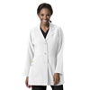WonderWink Performance Lab Coat CID 7004A-WHT-XS