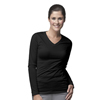 Carhartt Womens Long Sleeve Performance Tee CID C31109A-BLK-SM