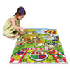 Chenille Kraft Chenille Kraft® WonderFoam® Land Of Nutrition Floor Puzzle CKC 4412