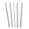 C-Line Products Binding Bars Only, White, 11 x 1/8 CLI 34557