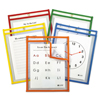 C-Line Products C-Line® Reusable Dry Erase Pockets CLI 42630