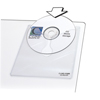 C-Line Products Self-Adhesive CD Holders, 5 1/3 x 5 2/3 CLI 70568BNDL5PK