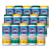 cleaning chemicals, brushes, hand wipers, sponges, squeegees: Disinfecting Wipes Value Pack