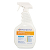 cleaning chemicals, brushes, hand wipers, sponges, squeegees: Concentrated Broad Spectrum Quaternary Disinfectant Cleaner