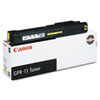 Canon Canon GPR11Y (GPR-11) Toner, 25000 Page-Yield, Yellow CNM 7626A001AA