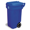 recycling and trash liners: Continental - Tilt-N-Wheel™ Recycling Receptacle
