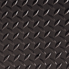 Crown Mats Industrial Deck Plate Anti-Fatigue Mat with Foam Backing CRM CD0023DB