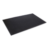 Crown Mats Crown-Tred Indoor/Outdoor Scraper Mat CRO TD46 BLA