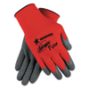 Crews Memphis™ Ninja® Flex Latex Coated Palm Gloves N9680 CRW N9680XXL