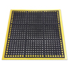 Crown Mats Crown Safewalk™ Workstations Anti-Fatigue Drainage Mat CWN WS4E40YE