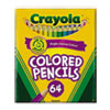 Writing Supplies: Crayola® Colored Woodcase Pencil