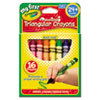 Crayola Crayola® My First ™ Triangular Crayons CYO 811316