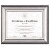 Dax DAX® Charcoal/Nickel-Tone Document Frame DAX N15783NT