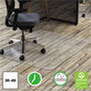 chair mats: deflect-o® Polycarbonate Chair Mat