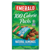 Popcorn Pretzels Nuts Almonds: Emerald All Natural Almonds 100 Calorie Packs