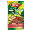 snacks: Emerald Dark Chocolate Cocoa Roast Almonds 100 Calorie Packs