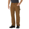 workwear jeans: Dickies - Men's Relaxed-Fit Straight Carpenter Jeans