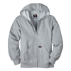 Dickies Boys Lightweight Fleece Hoodies DKI KW604-HG-L