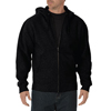 mens jackets: Dickies - Men's Midweight Zip Hoodie Jackets