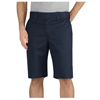 "Shorts Plain Front: Dickies - Men's 11"" Regular-Fit Straight Work Shorts"