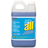cleaning chemicals, brushes, hand wipers, sponges, squeegees: All® HE Liquid Laundry Detergent