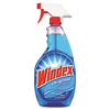 cleaning chemicals, brushes, hand wipers, sponges, squeegees: Windex® Powerized Glass Cleaner with Ammonia-D®