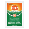 Vehicle Covers Automobile: OFF! Deep Woods Insect Repellent Towelettes
