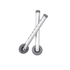 Drive Medical Universal Walker Wheels 10111