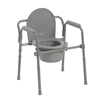 bedpans & commodes: Drive Medical - Folding Steel Bedside Commode