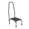 Drive Medical Footstool with Non Skid Rubber Platform 13031-1SV