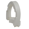 Bathroom Aids Raised Toilet Seats: Drive Medical - Hinged Toilet Seat Riser