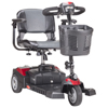 Drive Medical Scout DLX Compact Travel Scooter, 3 Wheel DRV SFSCOUTDLX3-EXT