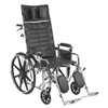 wheelchairs: Drive Medical - Sentra Reclining Wheelchair