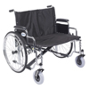 Drive Medical Sentra EC Heavy Duty Extra Wide Wheelchair STD30ECDDA