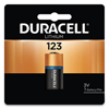 Duracell Duracell® Ultra High-Power Lithium Batteries DUR DL123ABPK