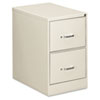 Filing cabinets: OIF Two-Drawer Economy Vertical File