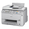 multifunction office machines: Epson® WorkForce® Pro WF-5690 All-in-One Inkjet Printer