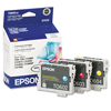 Epson Epson T060520 Ink, 1350 Page-Yield, 3/Pack, Cyan, Magenta, Yellow EPS T060520